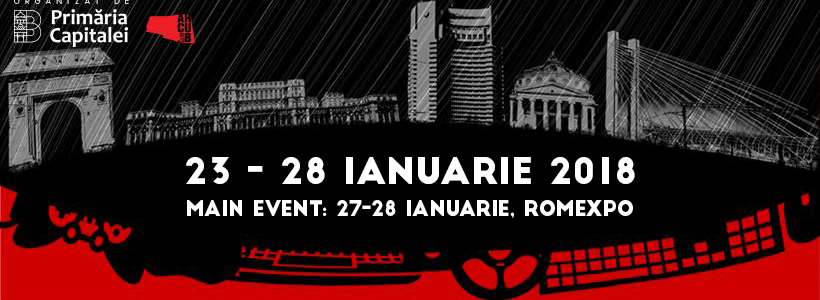 Bucharest Gaming Week_23-28 ianuarie