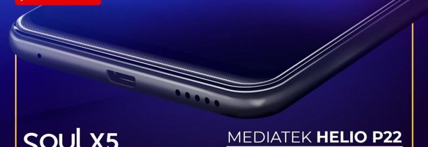 Soul X5 un nou telelefon Allview cu inteligenţă artificială, accesibil