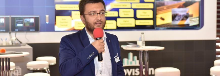 Bogdan Gavril - Axis Communications