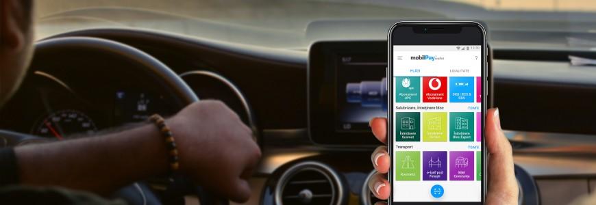 Rovinieta si tariful de trecere a podului din Fetesti se pot plati din nou in mobilPay Wallet